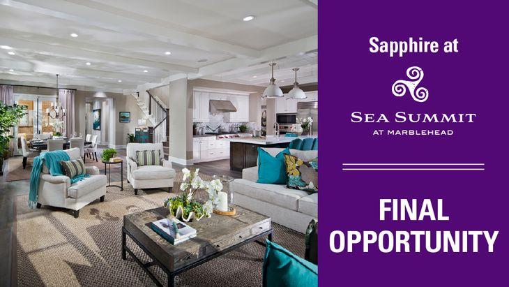 Sea Summit Sapphire,92672