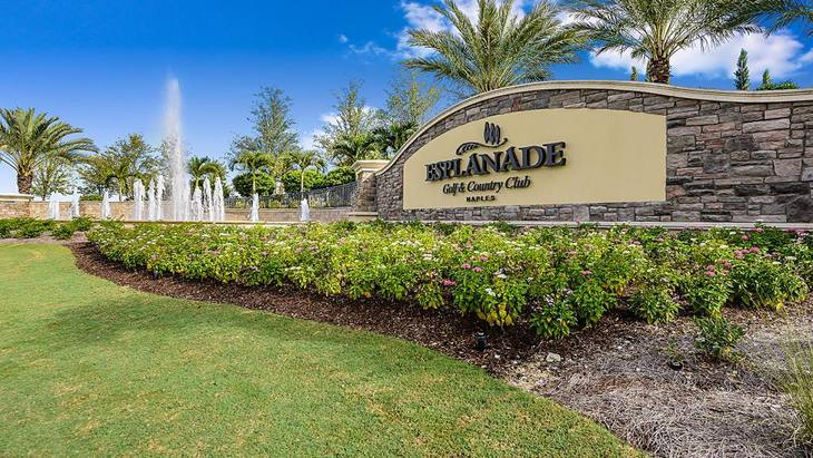 Esplanade Golf & Country Club of Naples,34119