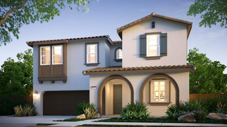 Palermo at Orchard Hills,92602