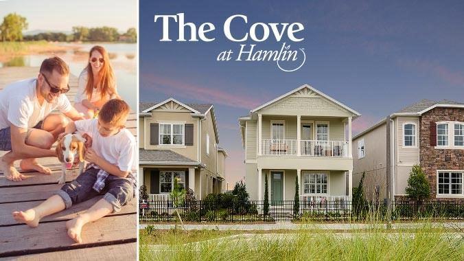 Hamlin - The Cove,34787