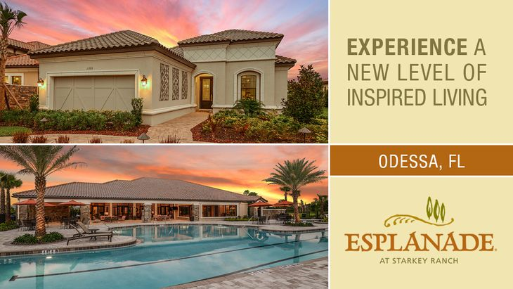 Esplanade at Starkey Ranch,33556