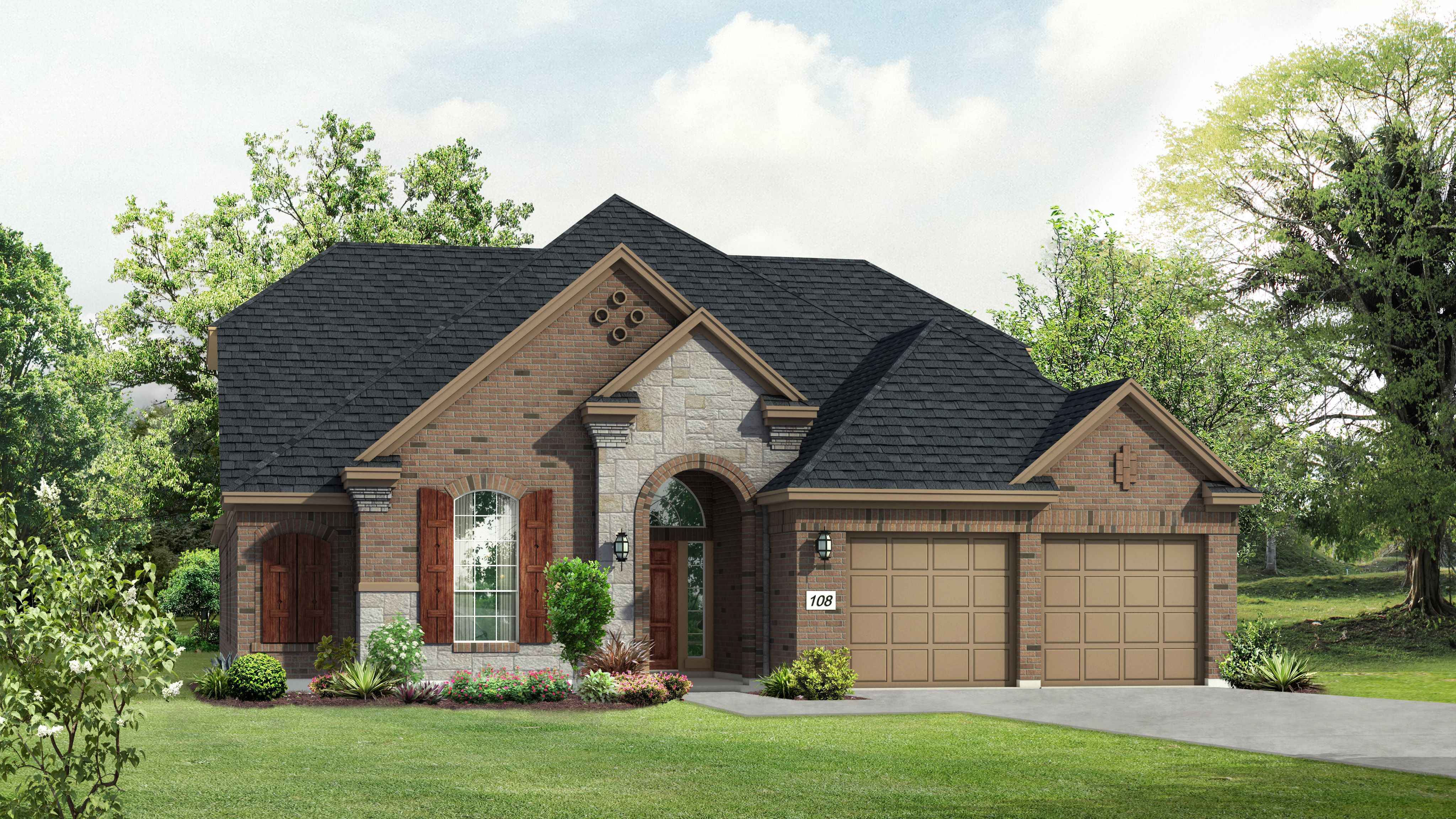 Southeast houston new homes for sale search new home for Home builders southeast texas