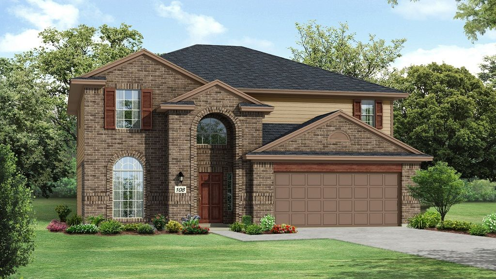 Grand Vista 60S in Richmond, TX, New Homes & Floor Plans by Taylor ...