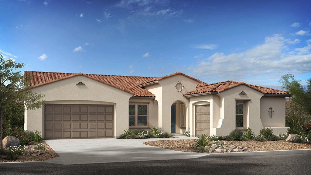 Crestone   Promontory At Foothills West Summit Collection: Phoenix, Arizona    Taylor Morrison