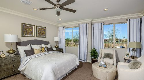 Bedroom-in-Turquoise-at-Eastmark Endeavor Collection-in-Mesa