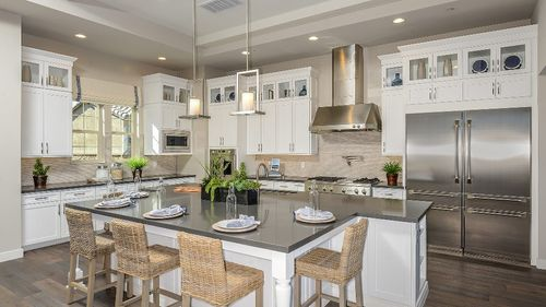 Kitchen-in-Tesoro-at-Andaluza Capstone Collection-in-Scottsdale