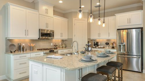 Kitchen-in-Farnese-at-Pebble Pointe at The Brooks-in-Estero