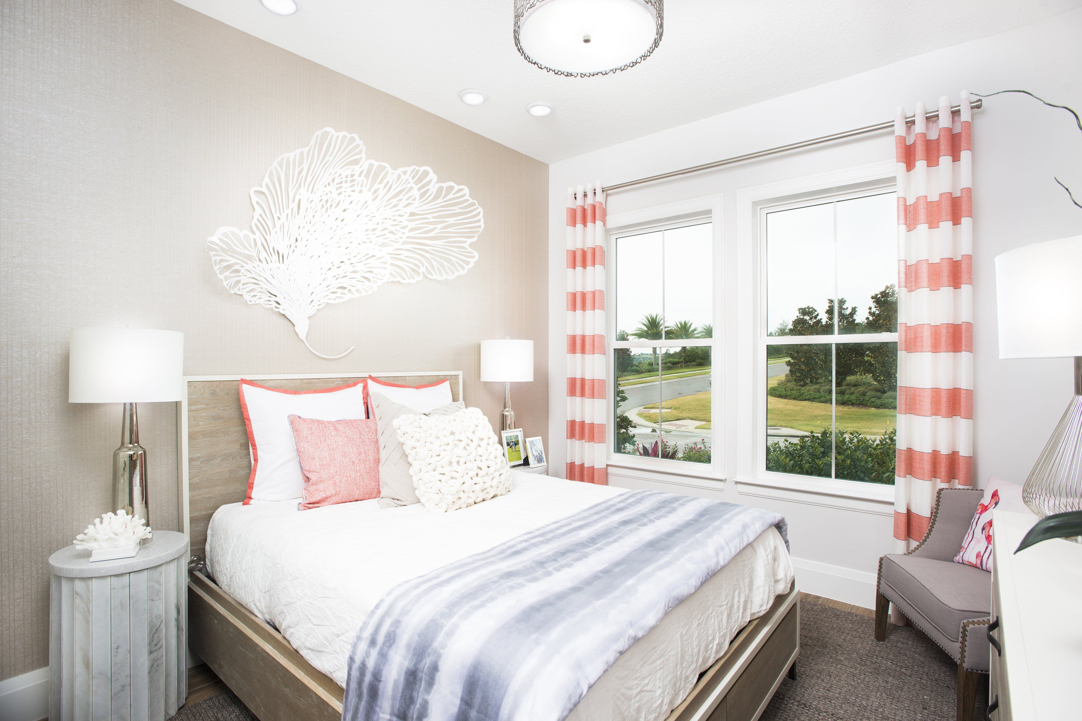 Bedroom-in-Santini-at-Esplanade at Highland Ranch-in-Clermont