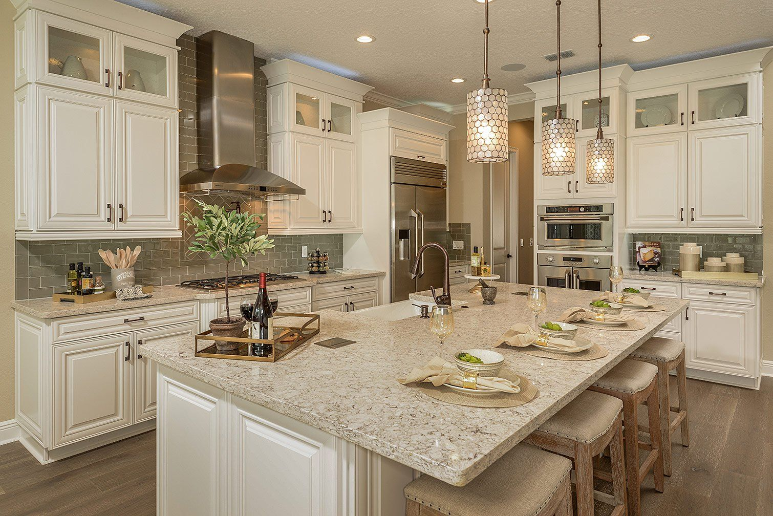 Kitchen-in-Monte Carlo-at-Estancia at Windermere-in-Windermere