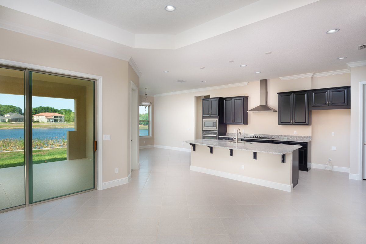 Kitchen-in-Cannes-at-Steeple Chase-in-Lake Mary