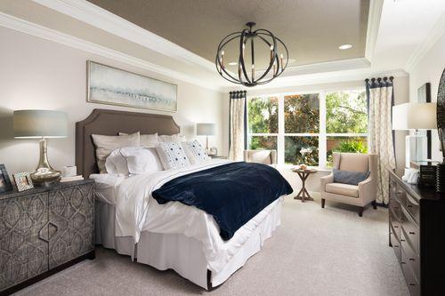 Bedroom-in-Bimini-at-Retreat at Lake Charm-in-Oviedo
