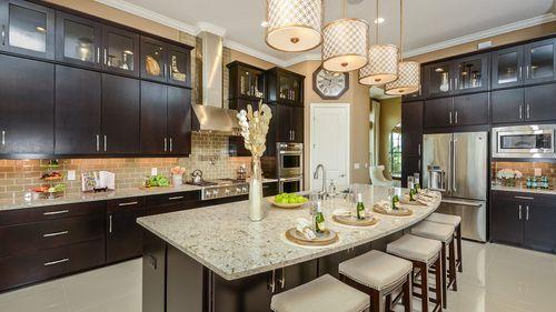 Kitchen-in-Francesco IV-at-Legacy Estates at Esplanade on Palmer Ranch-in-Sarasota