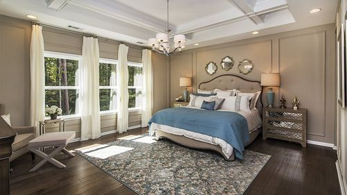 Bedroom-in-London-at-Bailey Springs-in-Cornelius