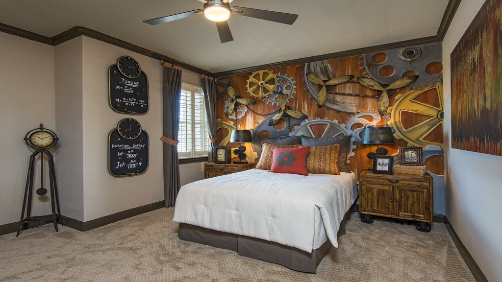 Bedroom-in-Tuscany-at-The Grove at Steiner Ranch-in-Austin
