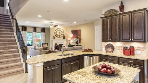 Kitchen-in-Windsor-at-Founders Ridge-in-Dripping Springs