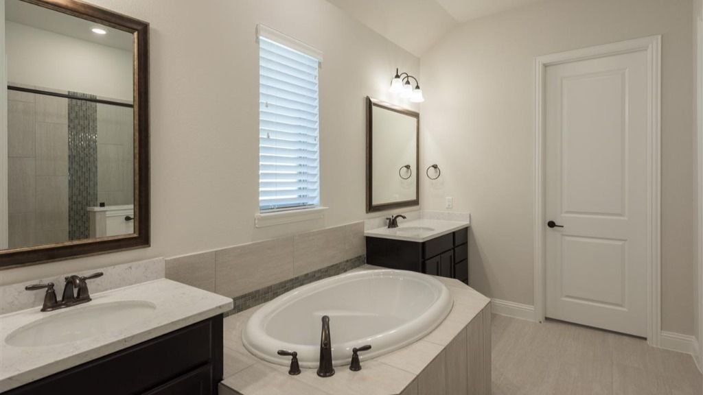 Bathroom-in-Hillcrest-at-Waterford Point at the Tribute-in-The Colony