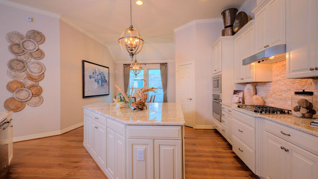 Kitchen-in-Emerson-at-Harmony - 60' Homesites-in-Spring