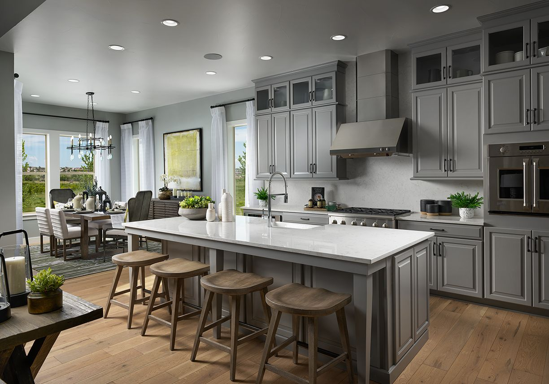Kitchen-in-Aspen-at-Sterling Ranch-in-Littleton