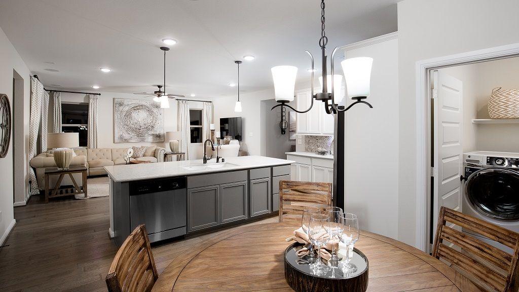 Kitchen-in-Juneberry-at-Grand Vista - 45' Homesites-in-Richmond