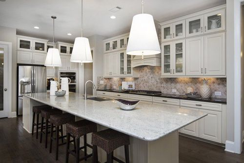 Kitchen-in-Plymouth-at-The Falls at Weddington-in-Weddington