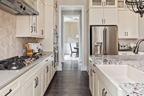 Kitchen-in-Southport-at-The Falls at Weddington-in-Weddington