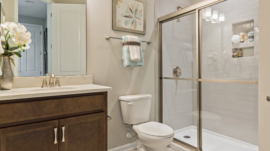 Bathroom-in-Sawgrass-at-Massey-in-Fort Mill