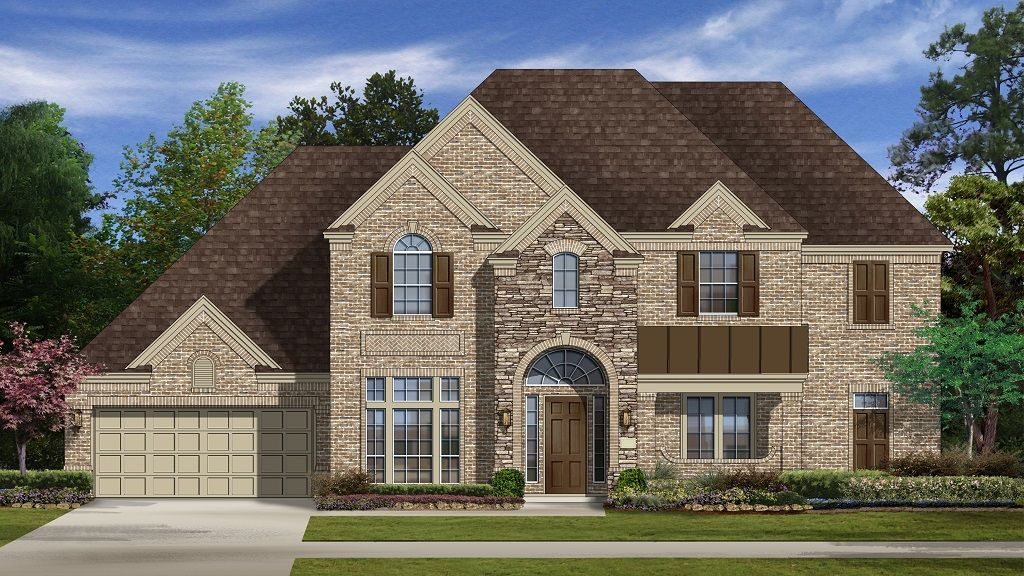 Milano   Avalon At Sienna Plantation   80u0027 Homesites: Missouri City, Texas