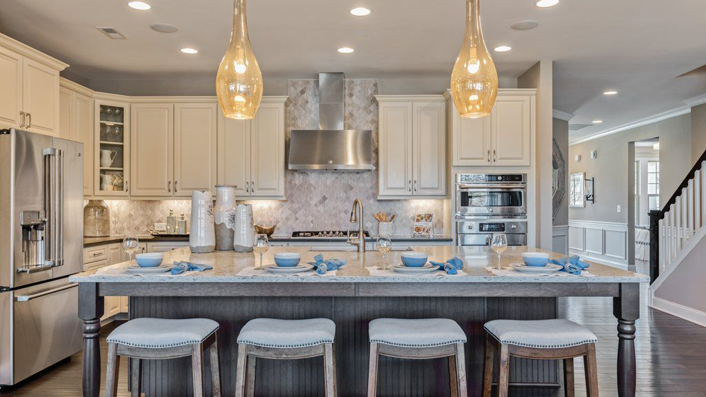 Kitchen-in-Pikewood-at-Massey-in-Fort Mill
