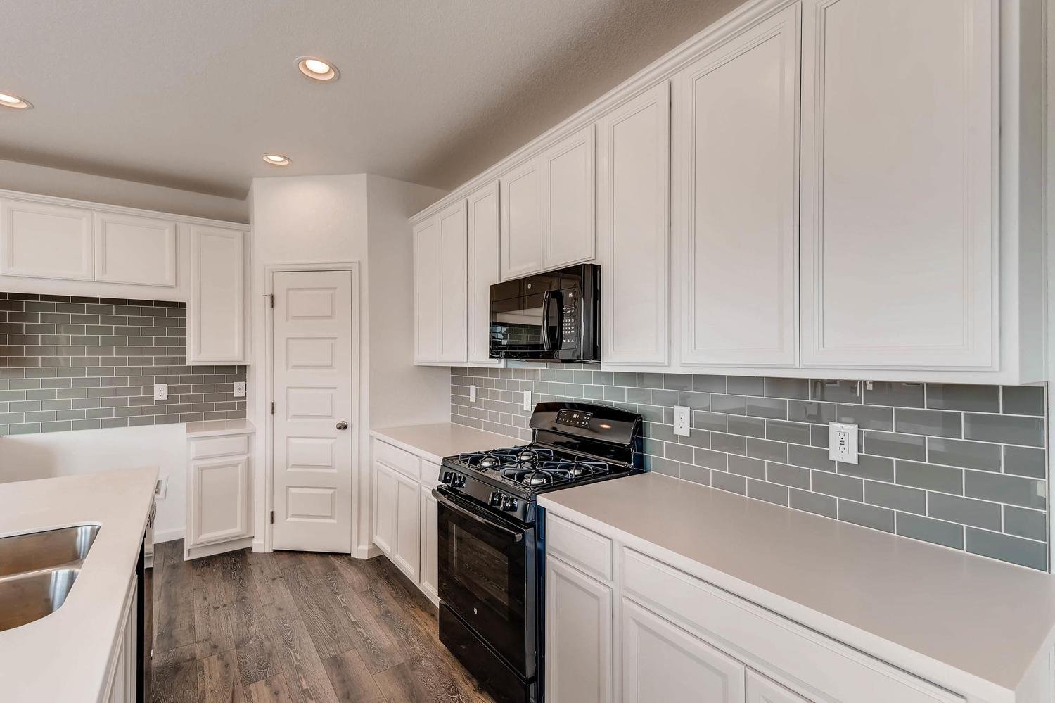 Kitchen-in-Frisco-at-Hearthstone Town Collection-in-Broomfield