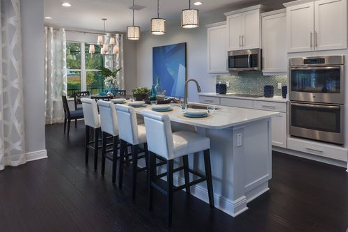 Kitchen-in-Ravenna-at-Bellalago-in-Kissimmee