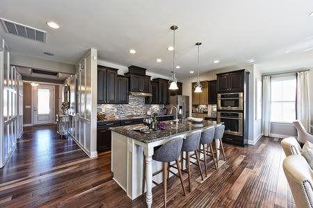 Kitchen-in-Tremont-at-Vermillion-in-Huntersville