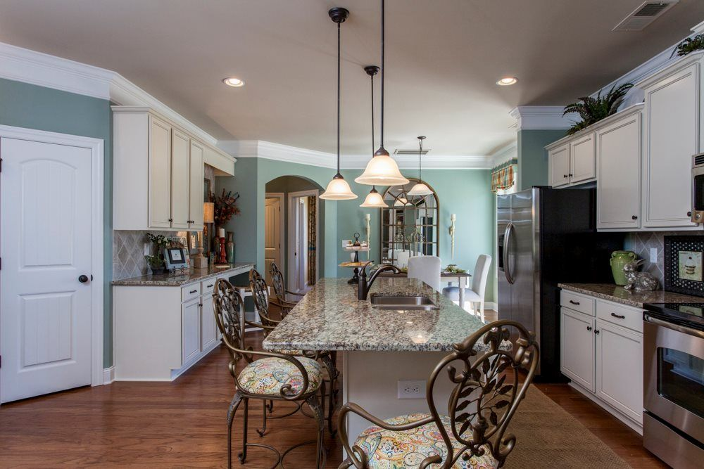 Kitchen-in-Barrett-at-Stone Briar-in-Clayton