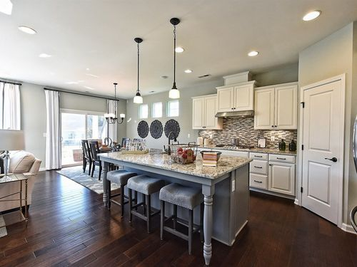 Kitchen-in-Mockingbird-at-The Villas at Olde Liberty-in-Youngsville