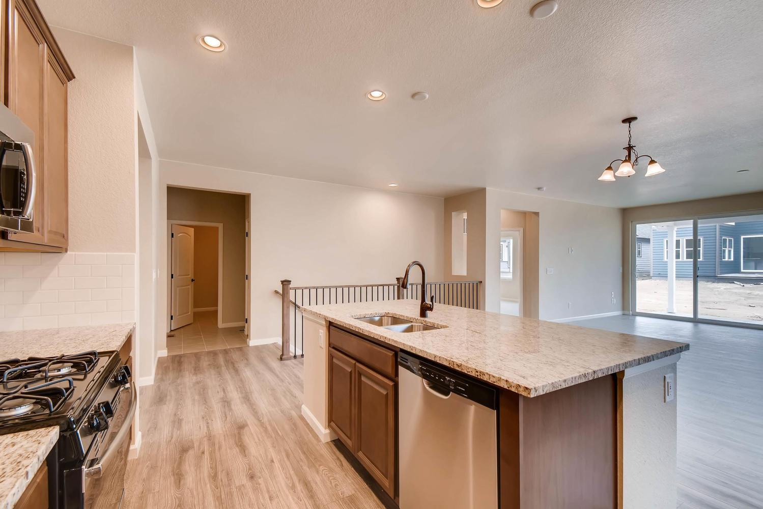 Kitchen-in-Estes-at-Hearthstone City Collection-in-Broomfield