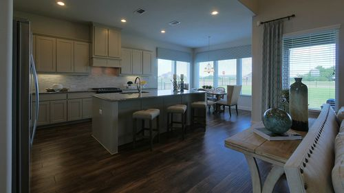 Kitchen-in-The Castlewood-at-Sutton Fields-in-Celina