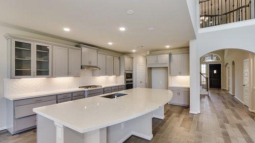 Kitchen-in-Bevington-at-Meridiana - 65' Homesites-in-Iowa Colony