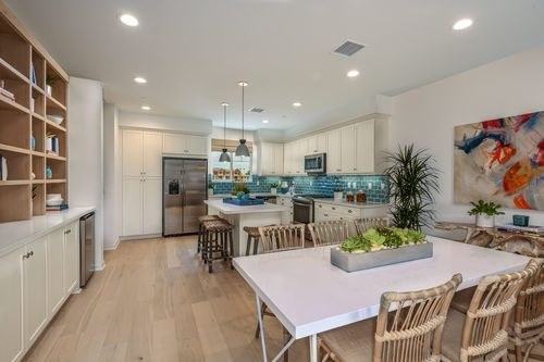 Kitchen-in-Chelsea Plan 1-at-Vintage at Old Town Tustin-in-Tustin