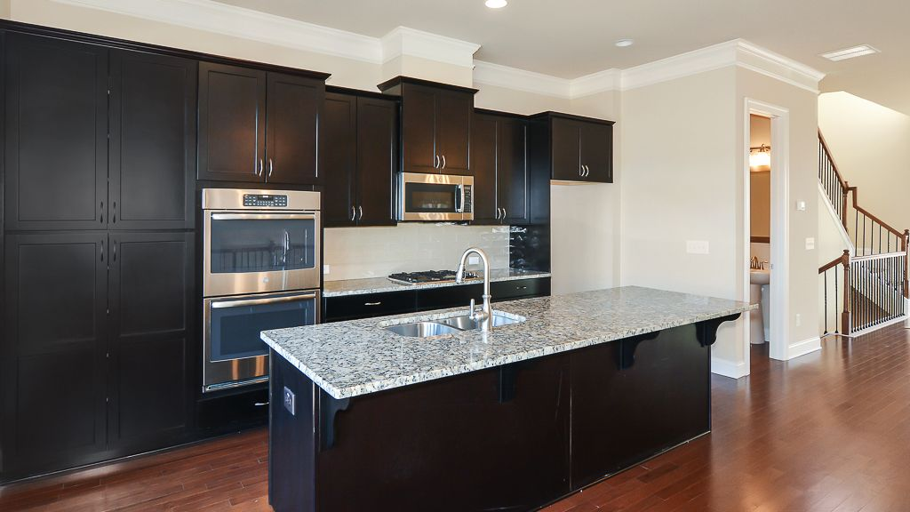 Kitchen-in-Morgan II-at-The Collection at Perimeter Park-in-Chamblee