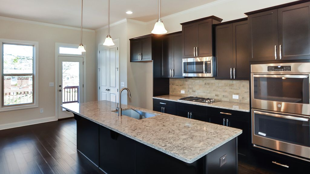 Kitchen-in-Arlington II-at-Townsend at Brookhaven-in-Brookhaven