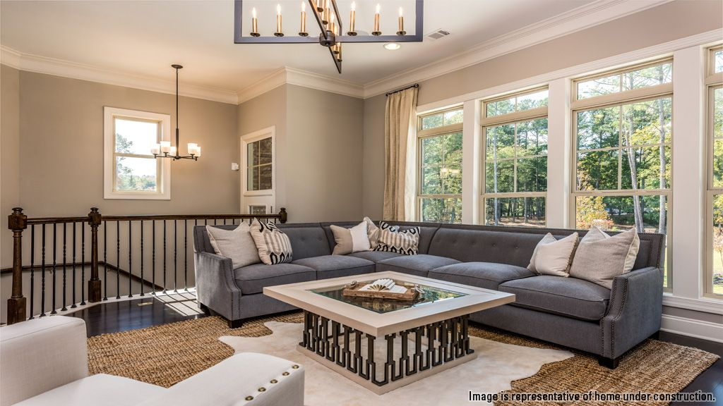 Greatroom-and-Dining-in-Bedford II-at-Townsend at Perimeter-in-Dunwoody