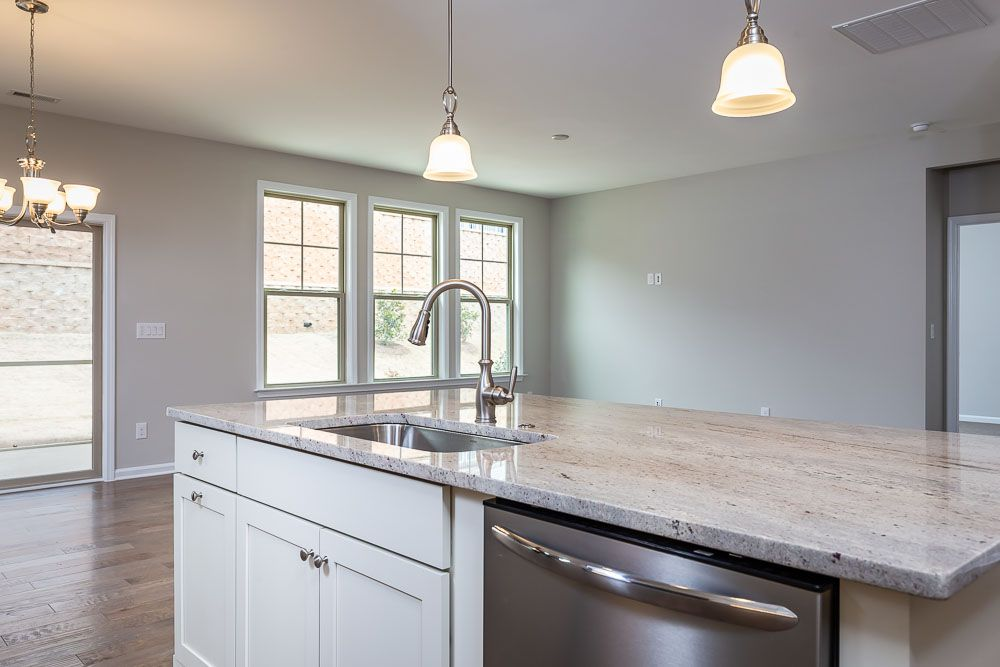 Kitchen-in-Mockingbird-at-Creekside at Bethpage-in-Durham
