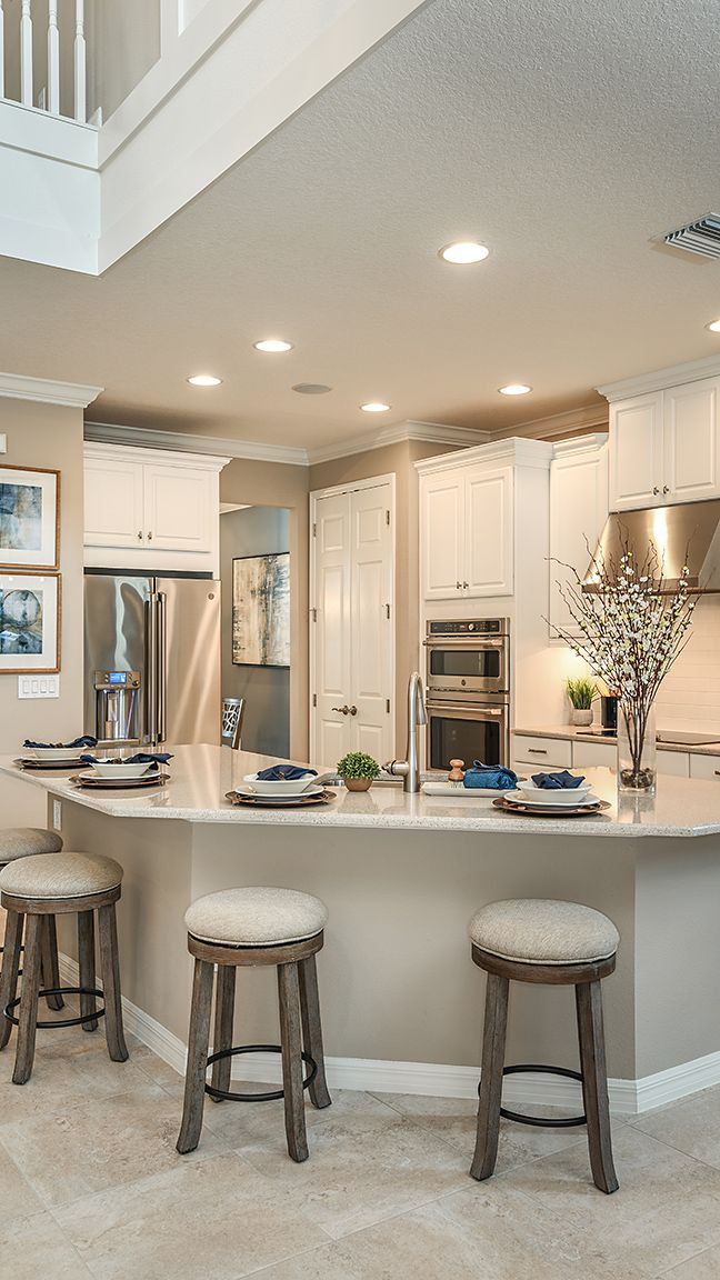 Kitchen-in-BONAIRE-at-The Enclave at Channing Park-in-Lithia