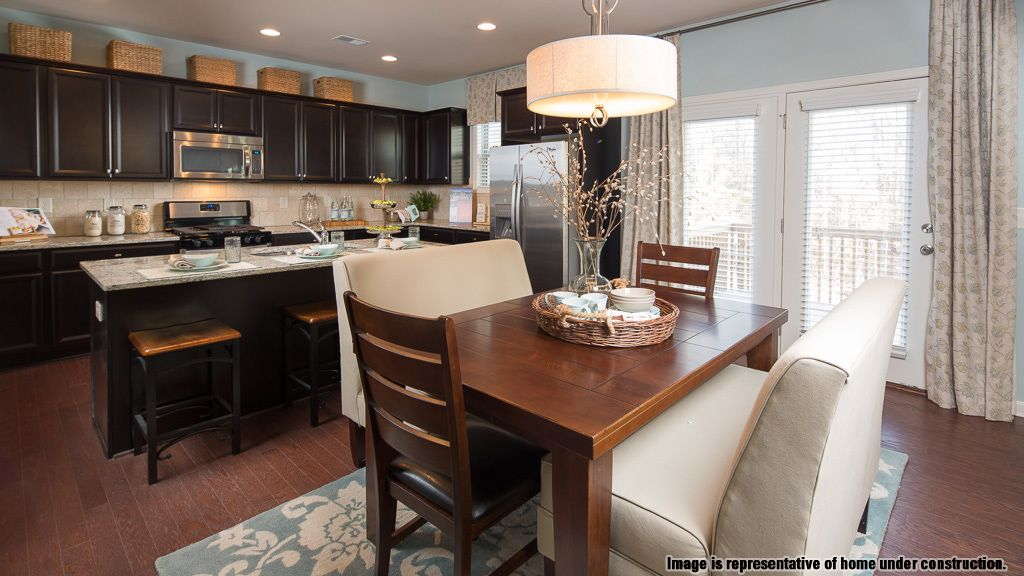 Kitchen-in-Fenway-at-Lakeview at Ivy Creek-in-Buford