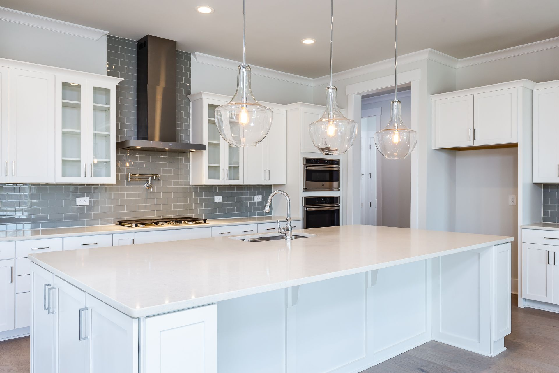 Kitchen-in-Rochester-at-Ridgefield Farms-in-Cary
