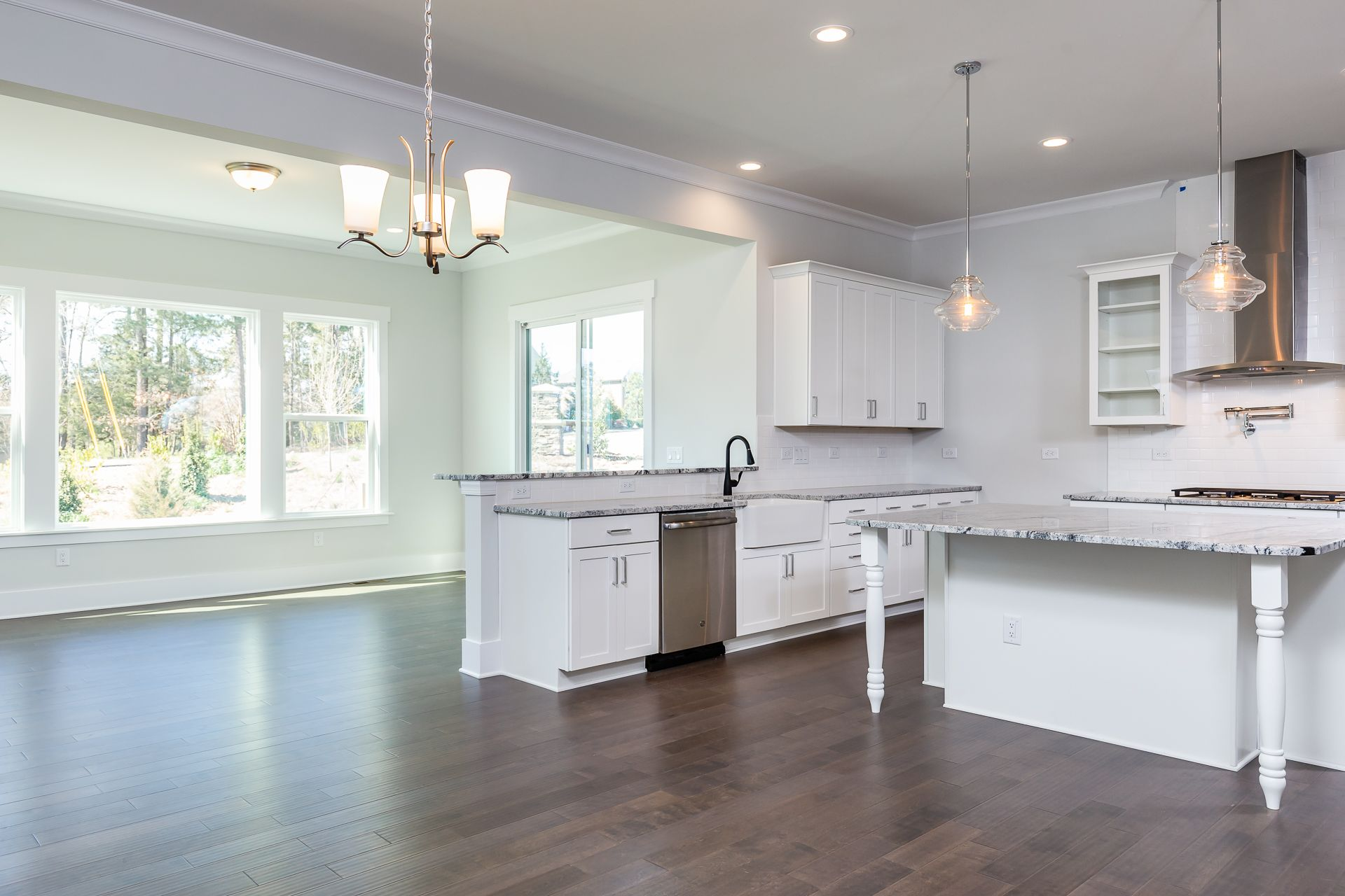 Kitchen-in-Windsor-at-Ridgefield Farms-in-Cary