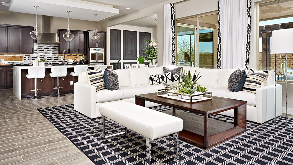 Living Area featured in the Shire By Taylor Morrison in Phoenix-Mesa, AZ