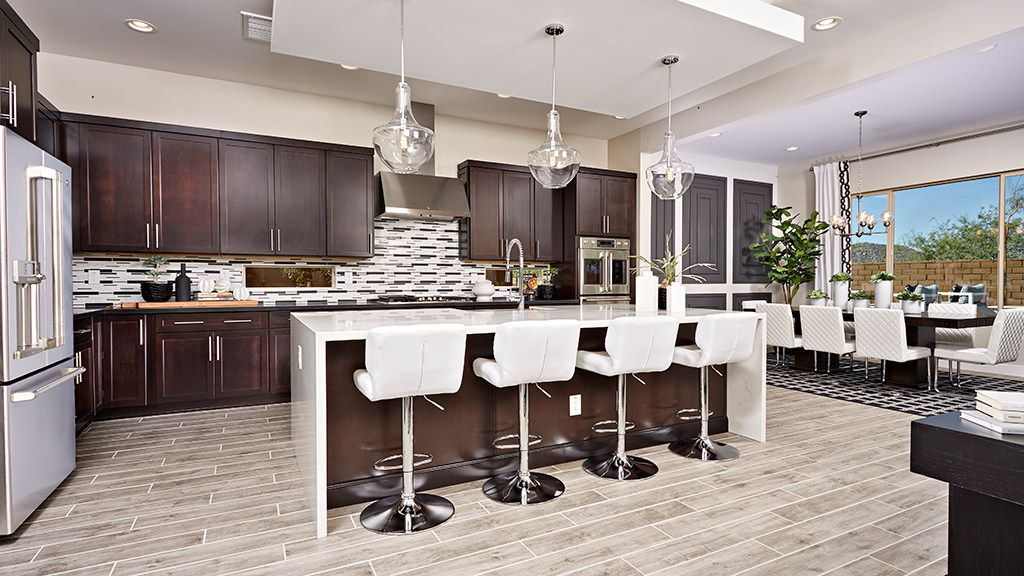 Kitchen featured in the Shire By Taylor Morrison in Phoenix-Mesa, AZ