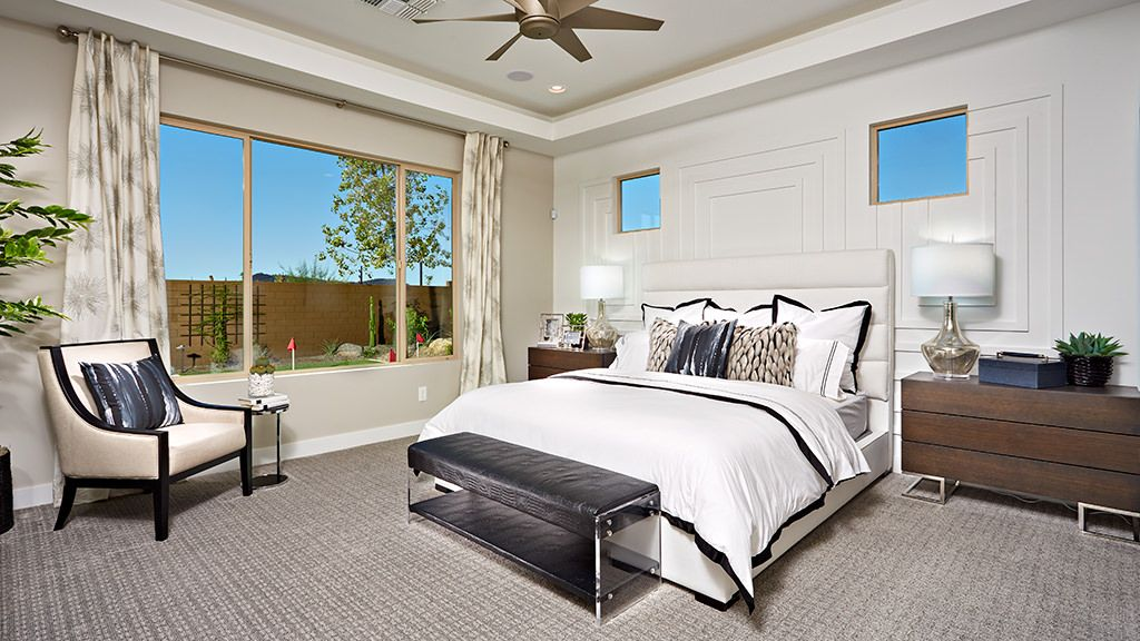 Bedroom featured in the Shire By Taylor Morrison in Phoenix-Mesa, AZ