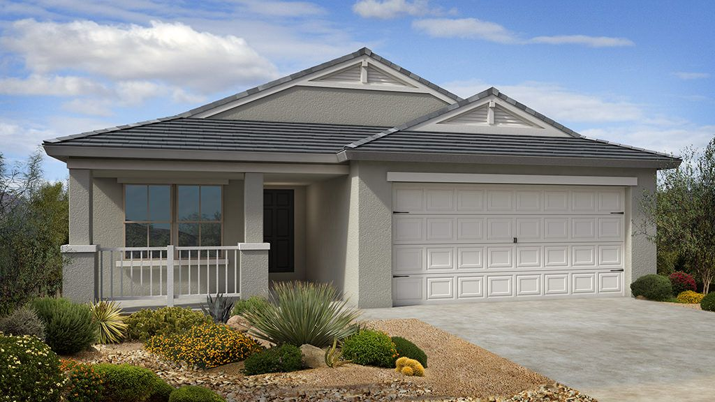 Exterior featured in the Lily II Plan By Taylor Morrison in Phoenix-Mesa, AZ