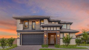 homes in Eastmark Endeavor Collection by Taylor Morrison